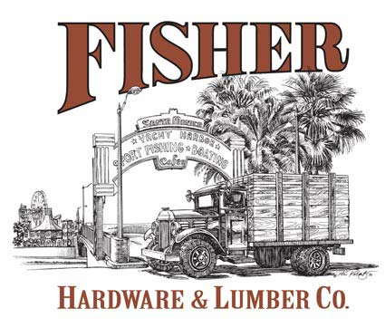 Fisher-Hardware