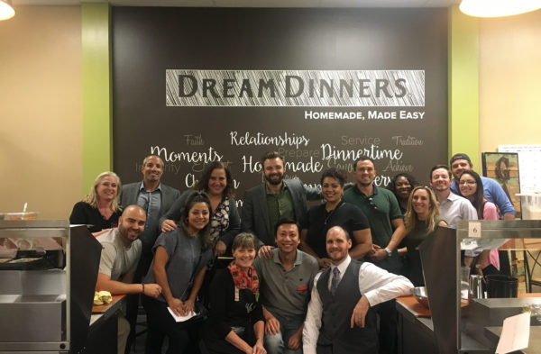 YP Dream Dinners 10.8.18